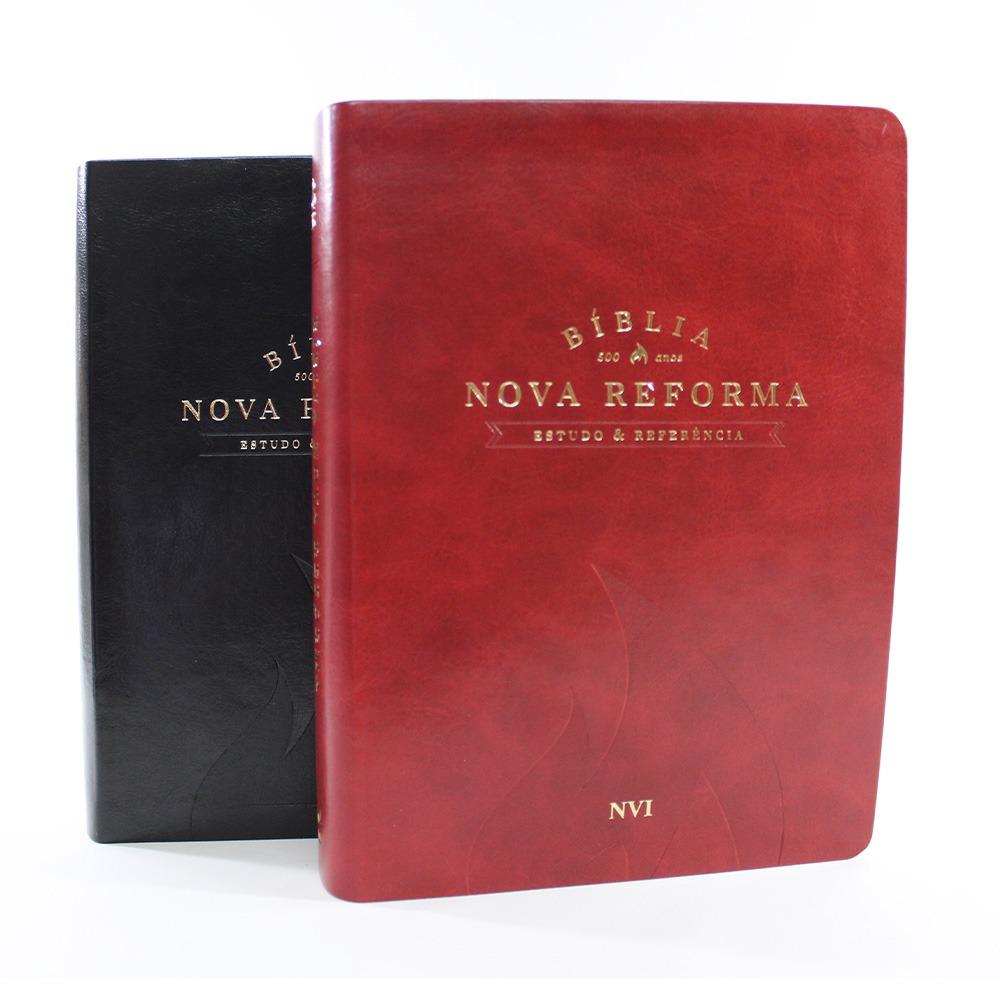 Bíblia Estudo Nova Reforma | NVI