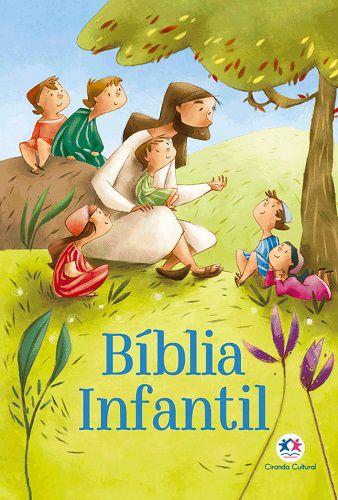 Bíblia Infantil Capa Dura