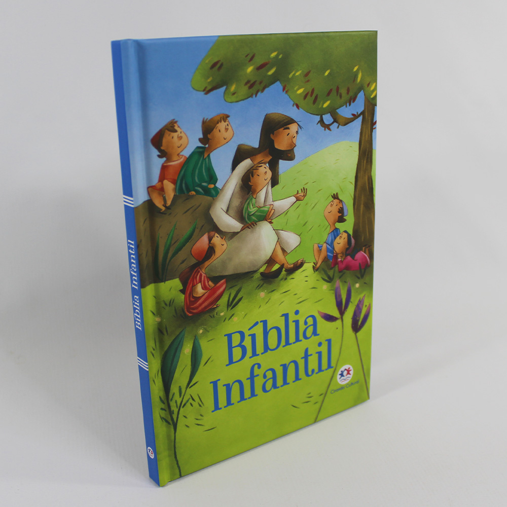 Bíblia Infantil Capa Dura - Ciranda