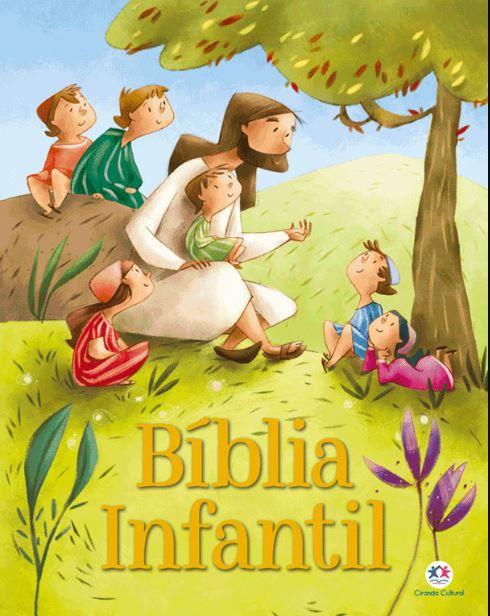 Bíblia Infantil - Maior