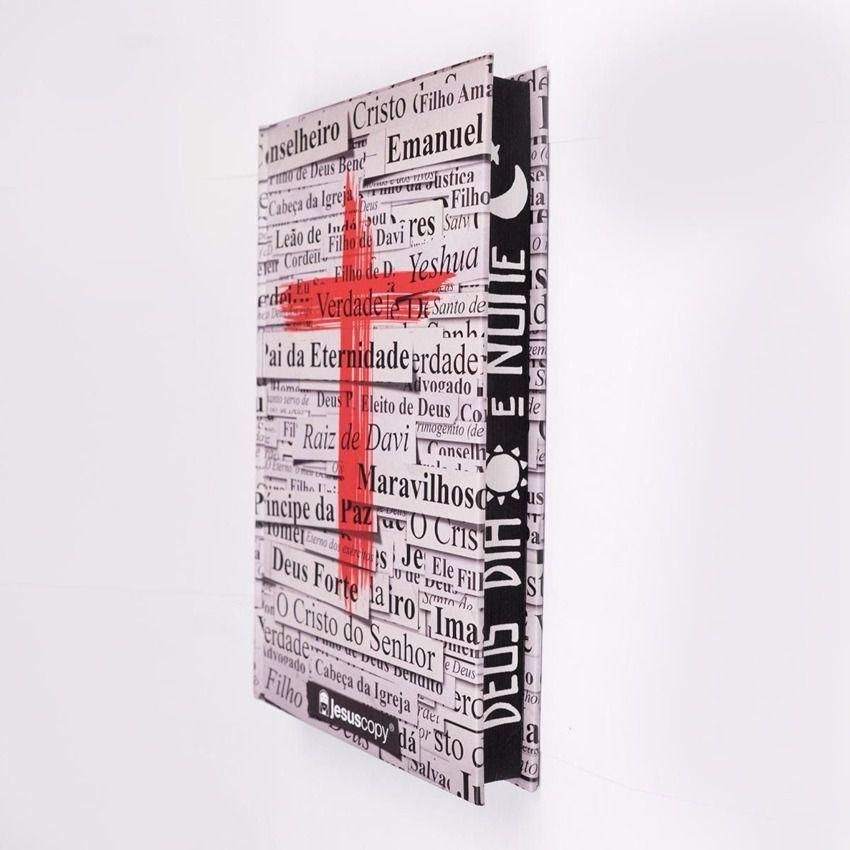 Bíblia Jesus Copy Cruz | NVI