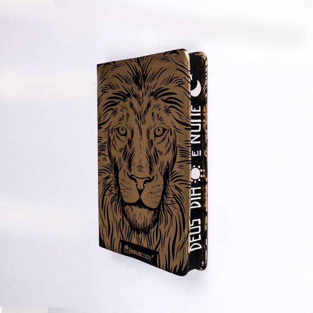 Bíblia Jesus Copy Leão | NVI