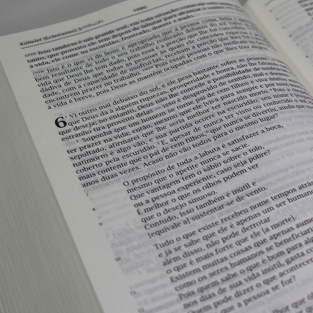 Bíblia Judaica Completa | Capa Dura