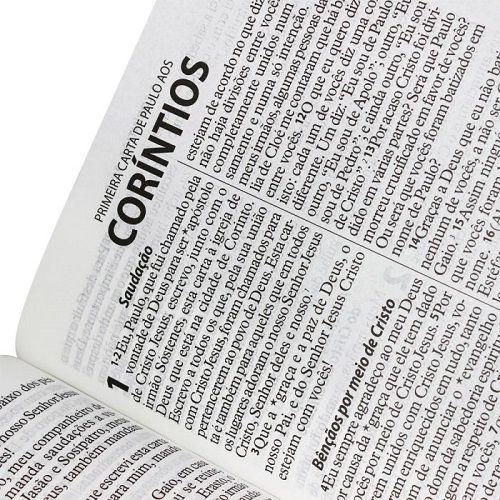 Bíblia Letra Extra Gigante com Índice | NTLH