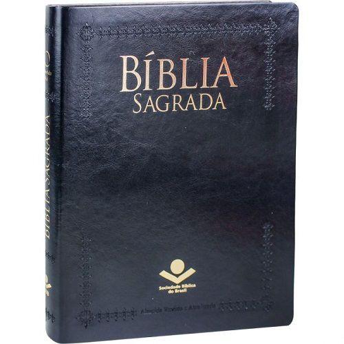 Bíblia Letra Extra Gigante de Púlpito | ARA