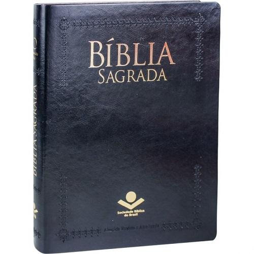 Bíblia Letra Extra Gigante de Púlpito | ARA Preta