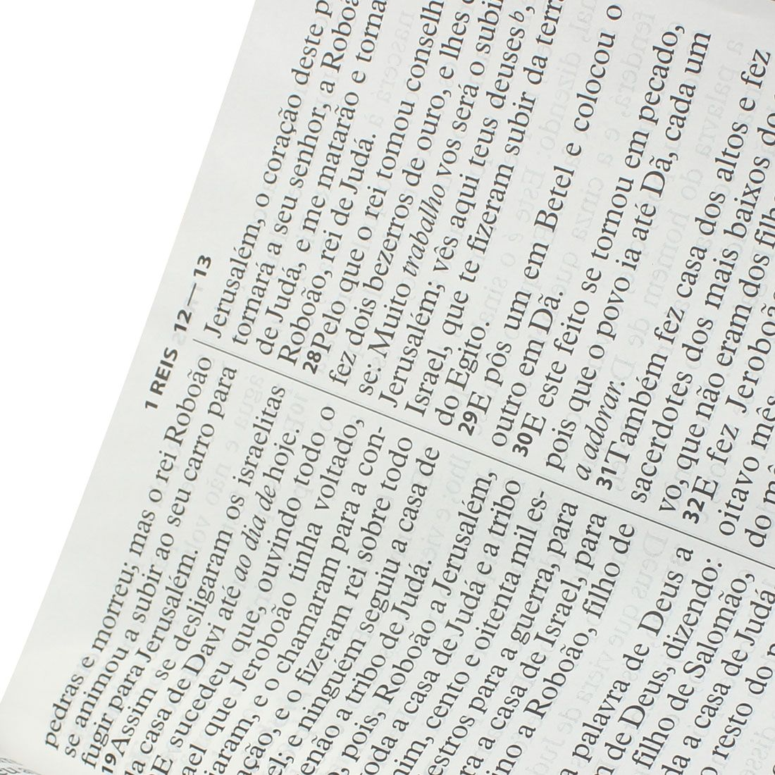 Bíblia Letra Extra Gigante de Púlpito | ARC | Luxo