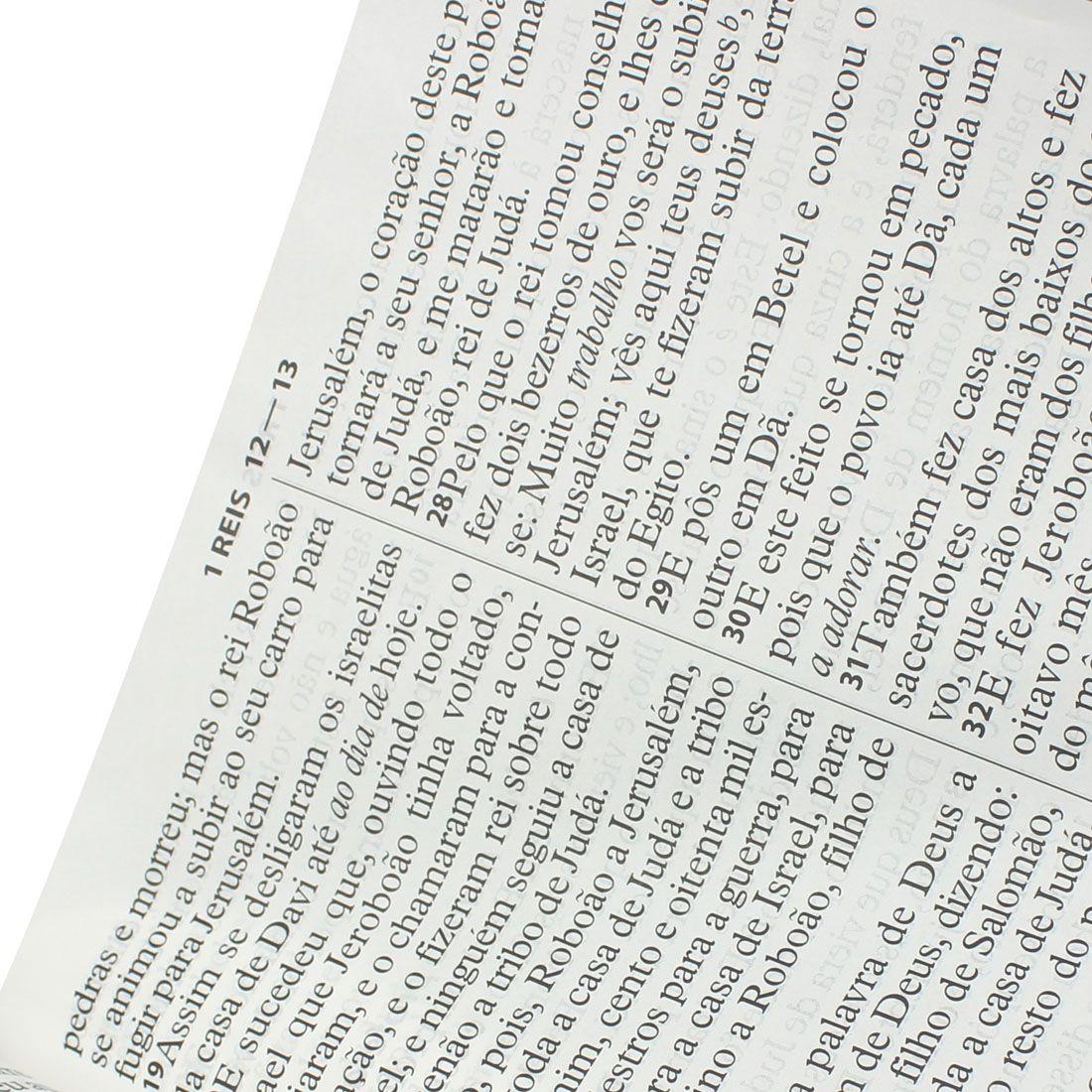 Bíblia Letra Extra Gigante de Púlpito   ARC   Luxo