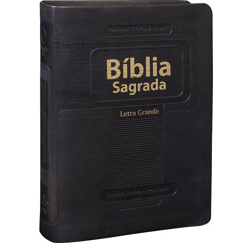 Bíblia Letra Grande Luxo | ARA