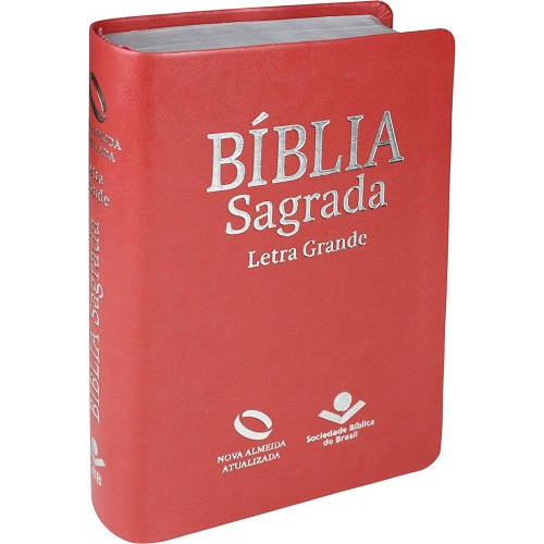 Bíblia Letra Grande Luxo com índice | NAA
