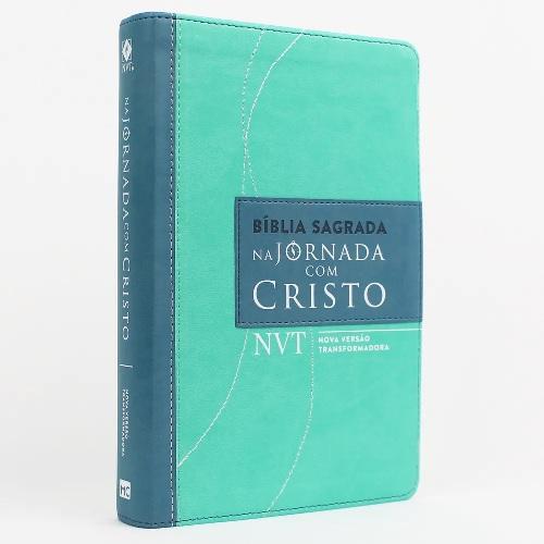 Bíblia Na Jornada Com Cristo | NVT