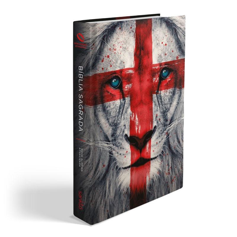 Bíblia NAA Leão Cruz