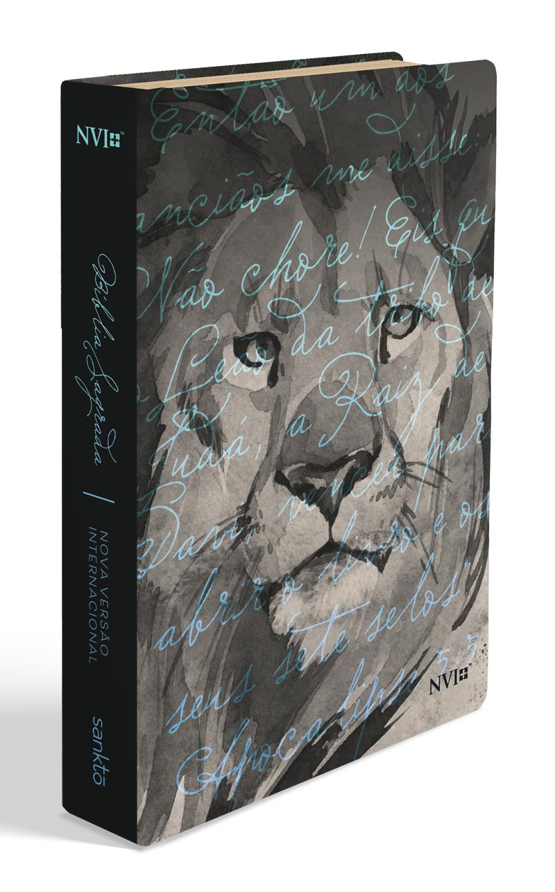 Bíblia NVI Aslam | Letra Gigante | Soft Touch