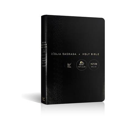 Bíblia NVI Bilíngue - Português e Inglês