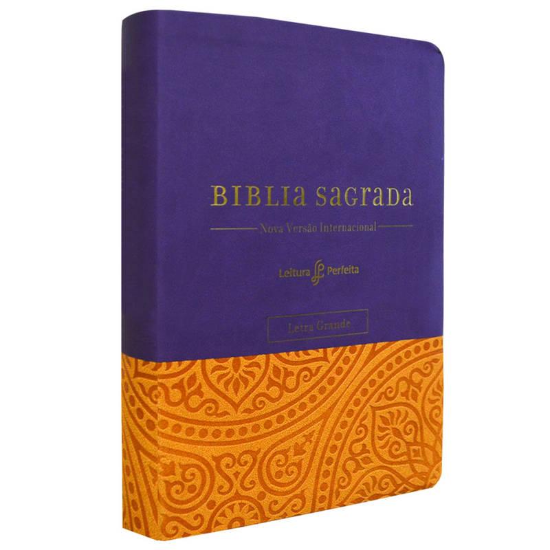 Bíblia NVI Letra Grande | Espaço Para Anotações