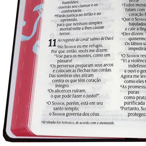 Bíblia NVT ST ASU |  Letra Grande