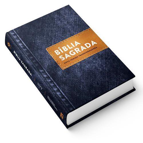 Bíblia NVT Capa Dura