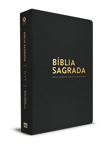 Bíblia NVT Capa Luxo