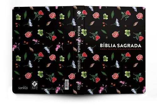Bíblia NVT Flores do Campo | Soft Touch