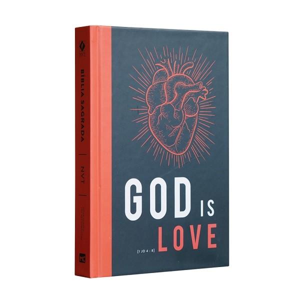 Bíblia NVT - God is Love