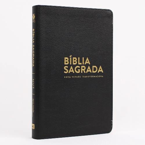Bíblia NVT Letra Grande | Capa Luxo