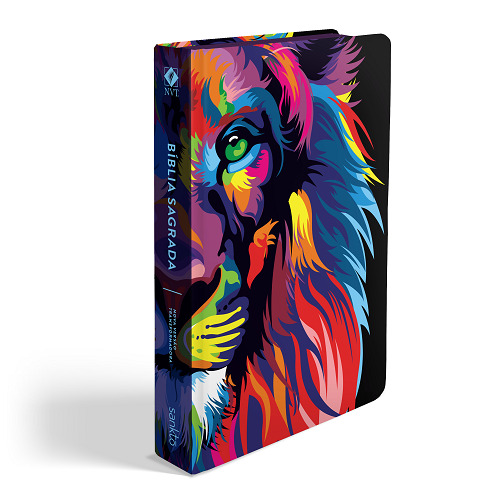 Biblia NVT Lion Colors | Soft Touch