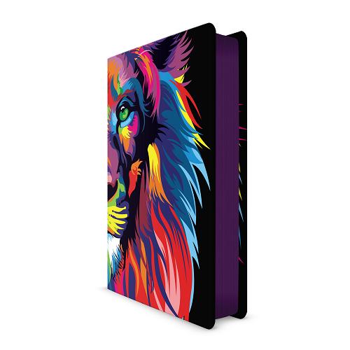 Bíblia NVT Lion Colors   Soft Touch
