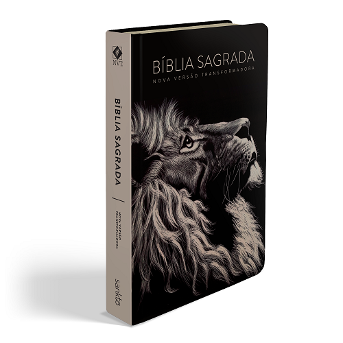 Biblia NVT Lion Head | Soft Touch