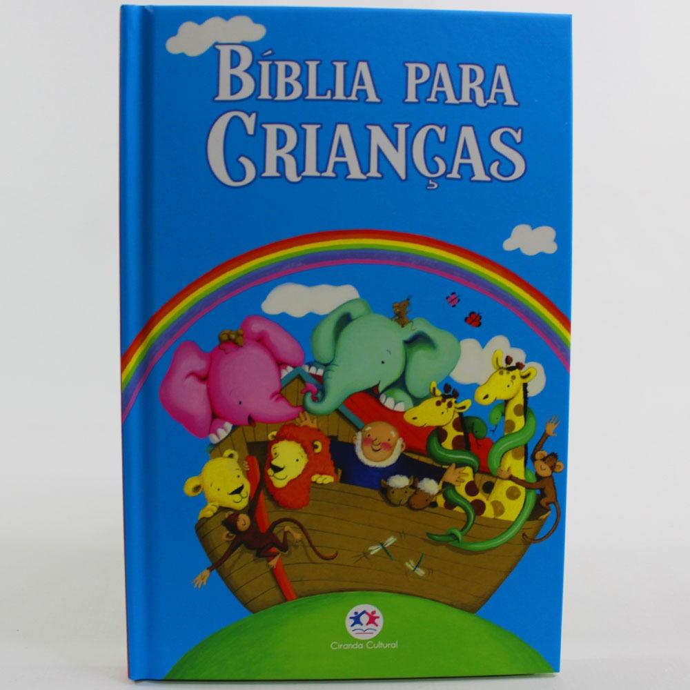 Bíblia Para Crianças | Capa Azul