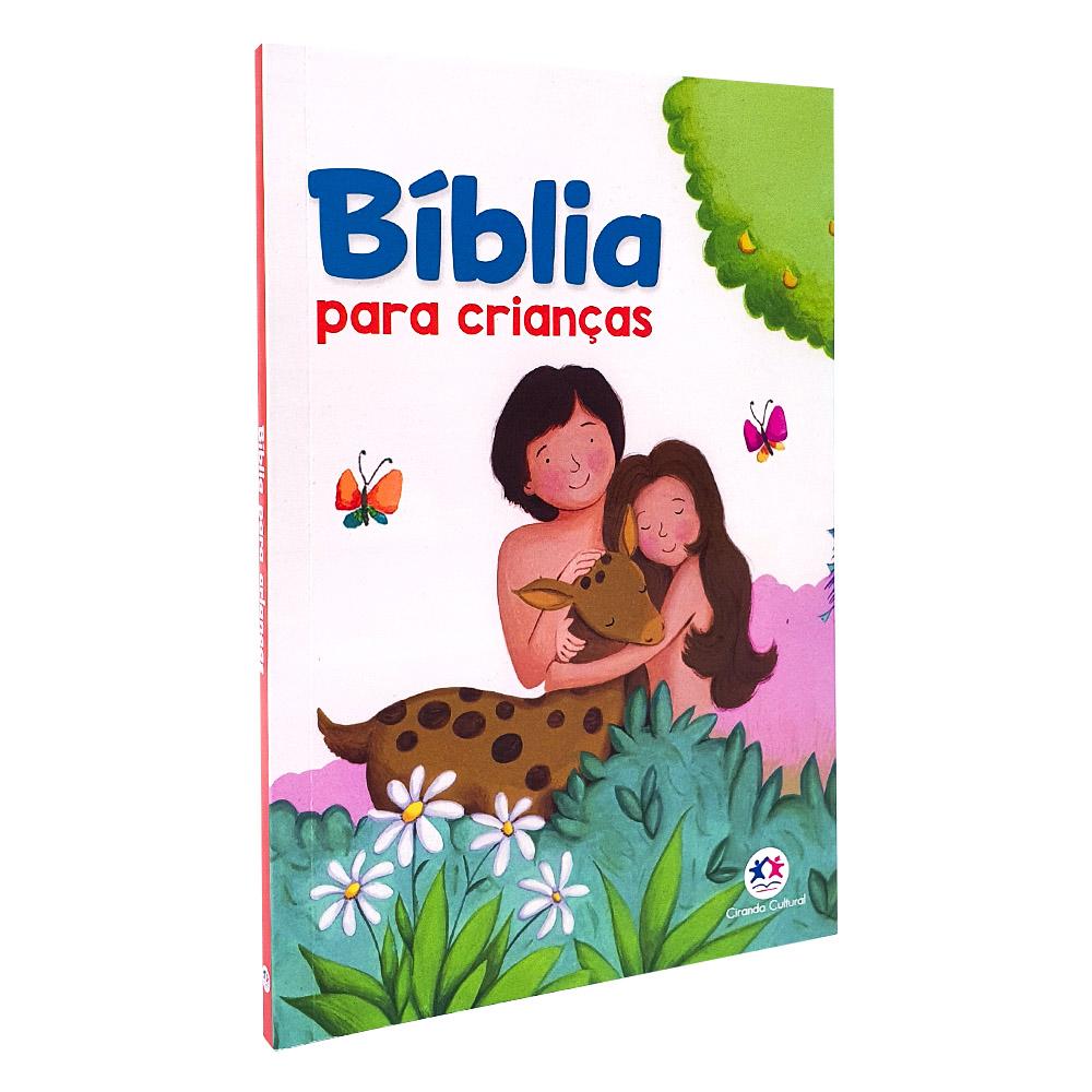 Bíblia Para Crianças | Capa Brochura - Ciranda