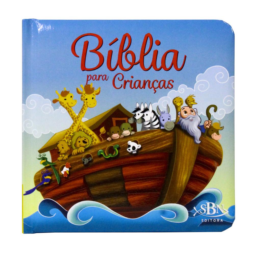 Bíblia para Crianças | Capa Dura Almofadada