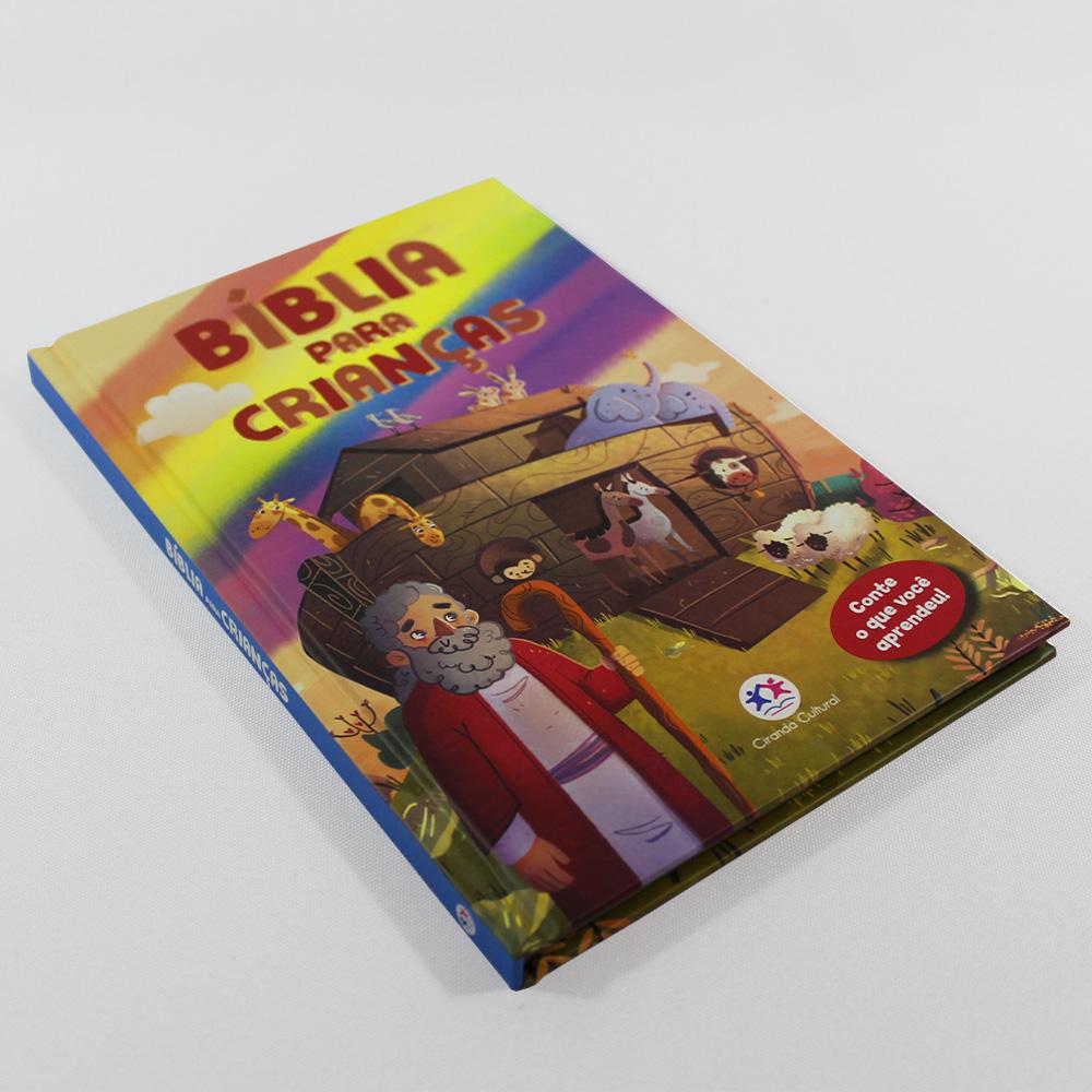 Bíblia para crianças - Ciranda