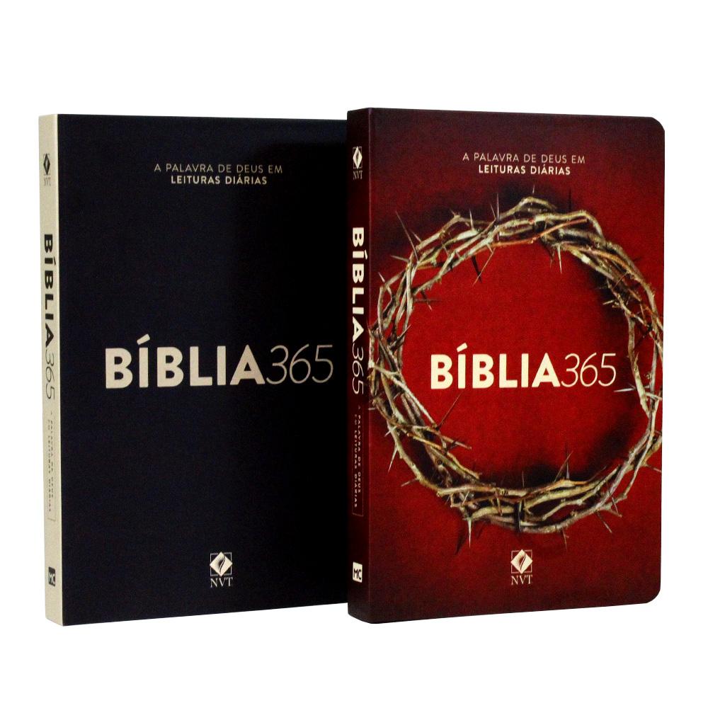 BIBLIA Sagrada 365 | NVT Nova Versão Transformadora