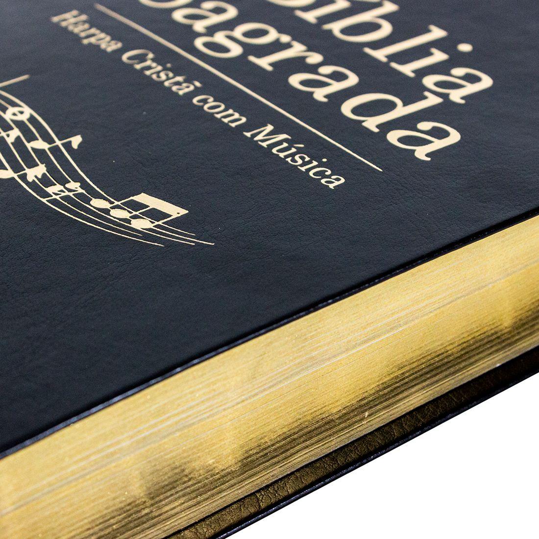 Bíblia Sagrada ARC | Harpa Cristã com Música