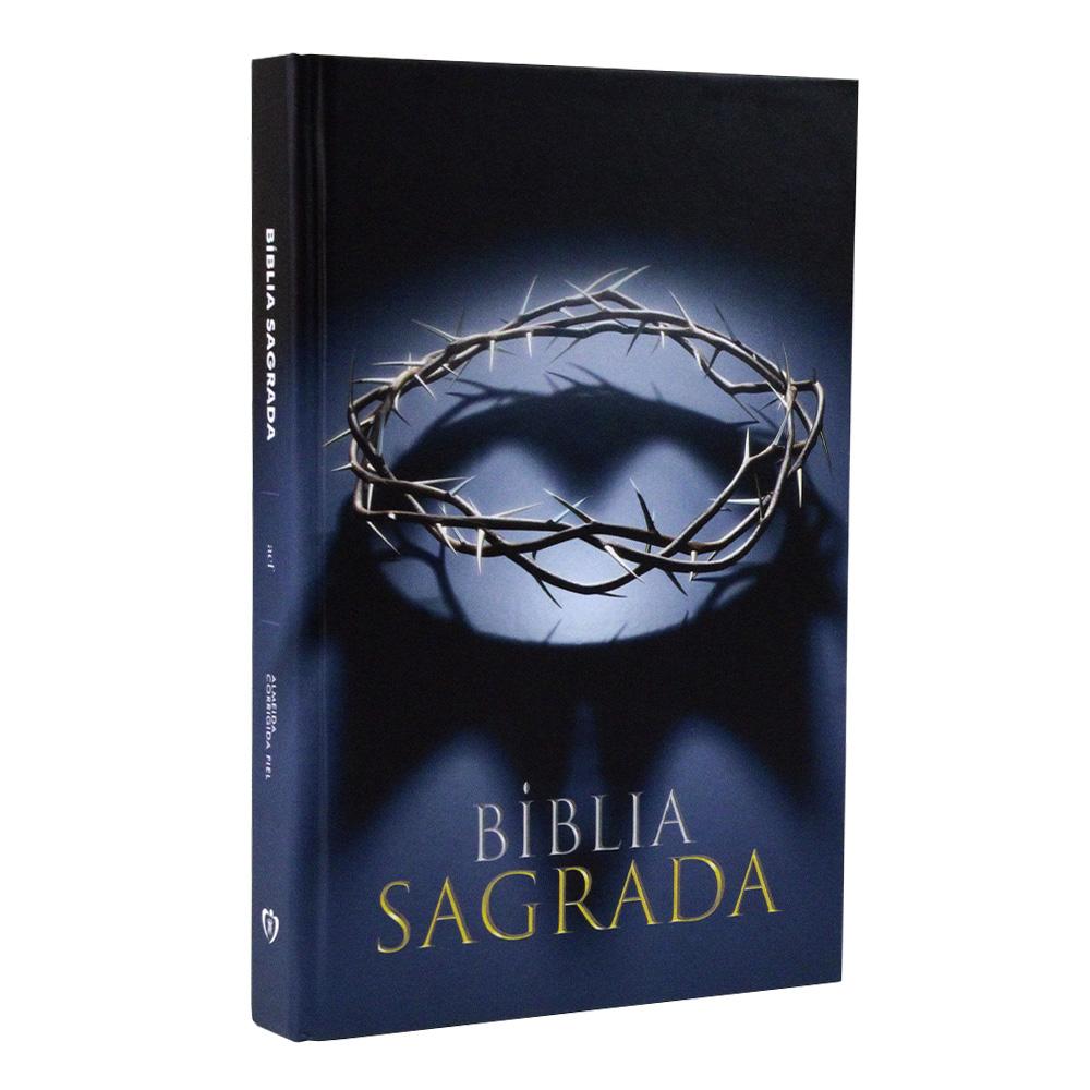Bíblia Sagrada | Capa Dura | Coroa | ACF