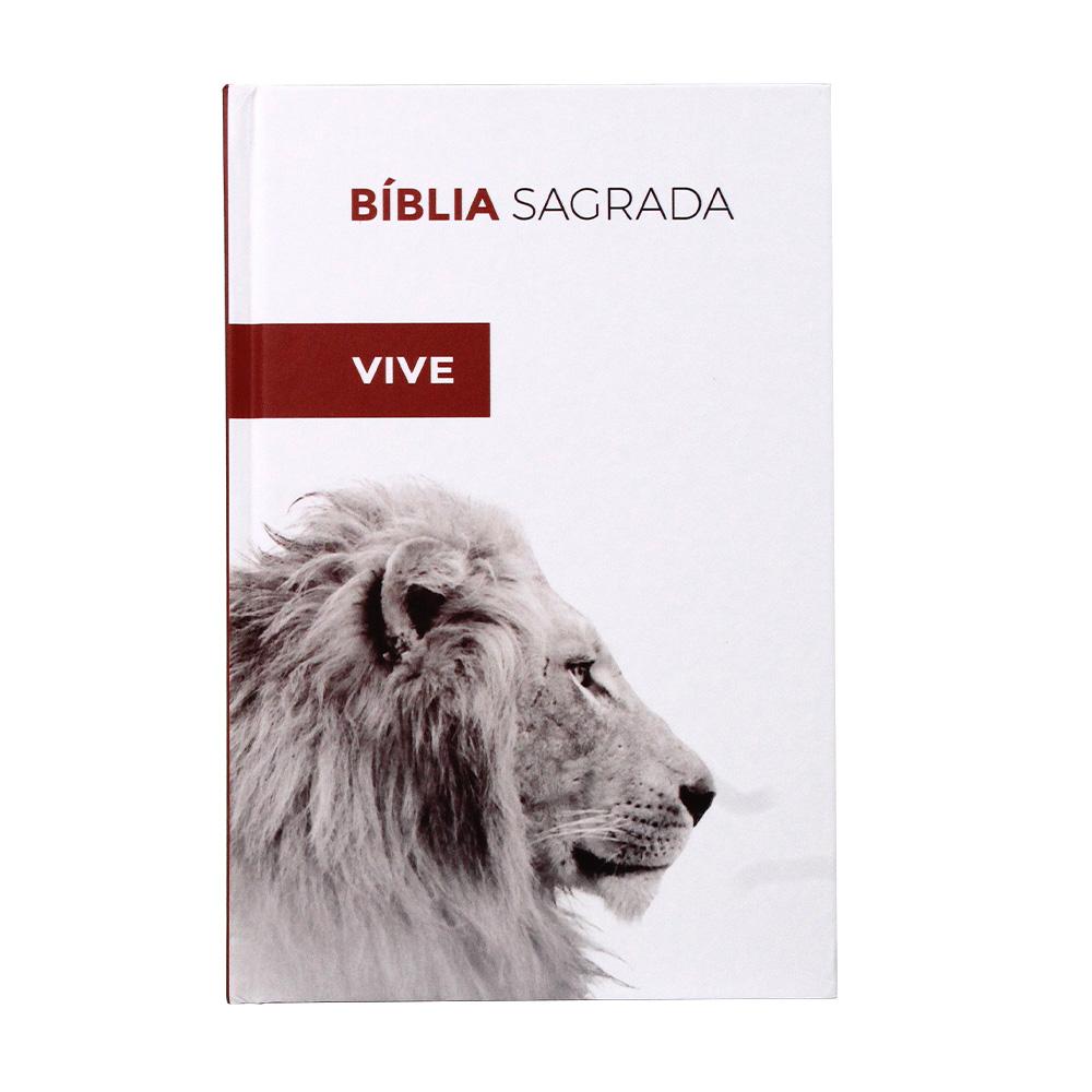Bíblia Sagrada | Capa Dura | Ele Vive | ACF