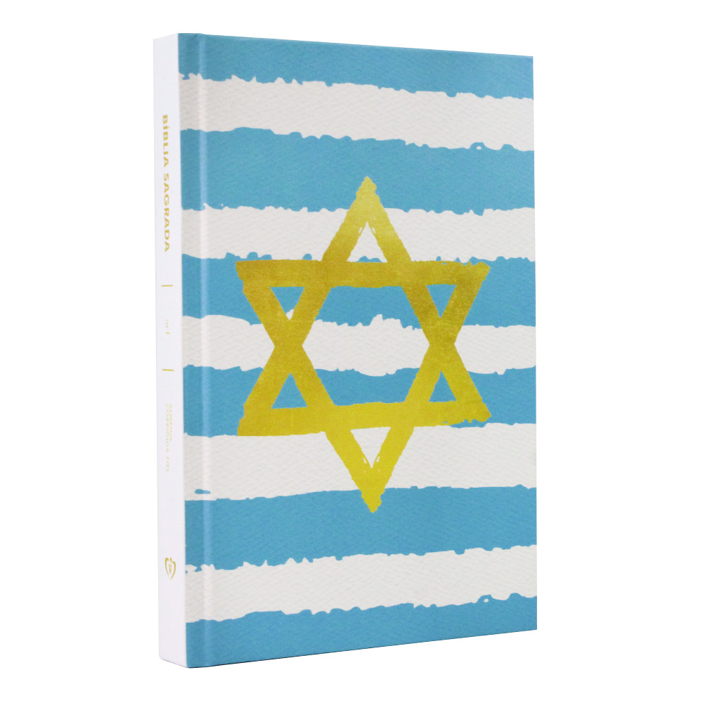 Bíblia Sagrada | Capa Dura | Estrela de Davi | ACF