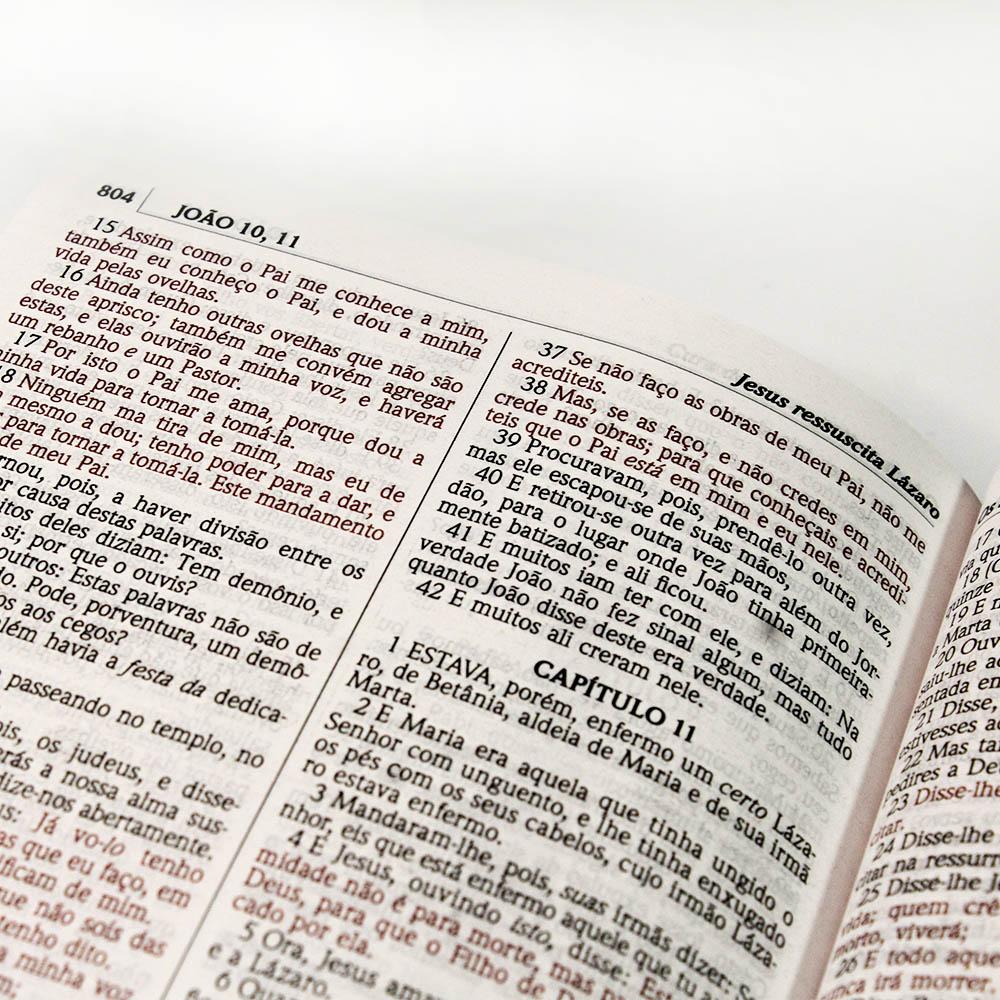 Bíblia Sagrada | Capa Dura | Jesus Saves | ACF