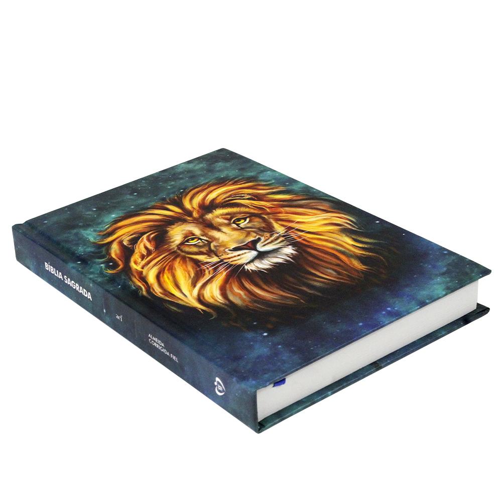 Bíblia Sagrada | Capa Dura | Leão Aslam | ACF