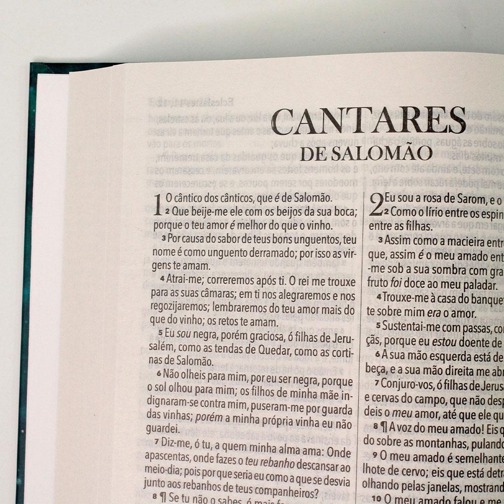Bíblia Sagrada | Capa Dura | Leão Aslam | BKJ 1611