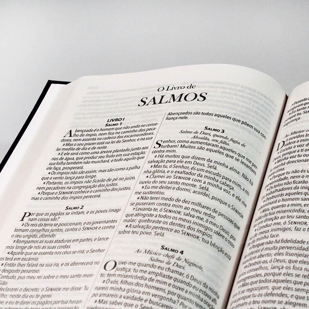 Bíblia Sagrada   Capa Dura   Nébula   BKJ 1611