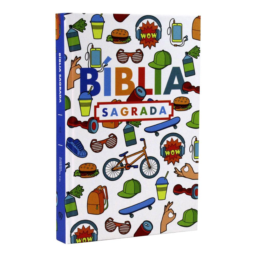 Bíblia Sagrada | Capa Dura | Teenager | ACF