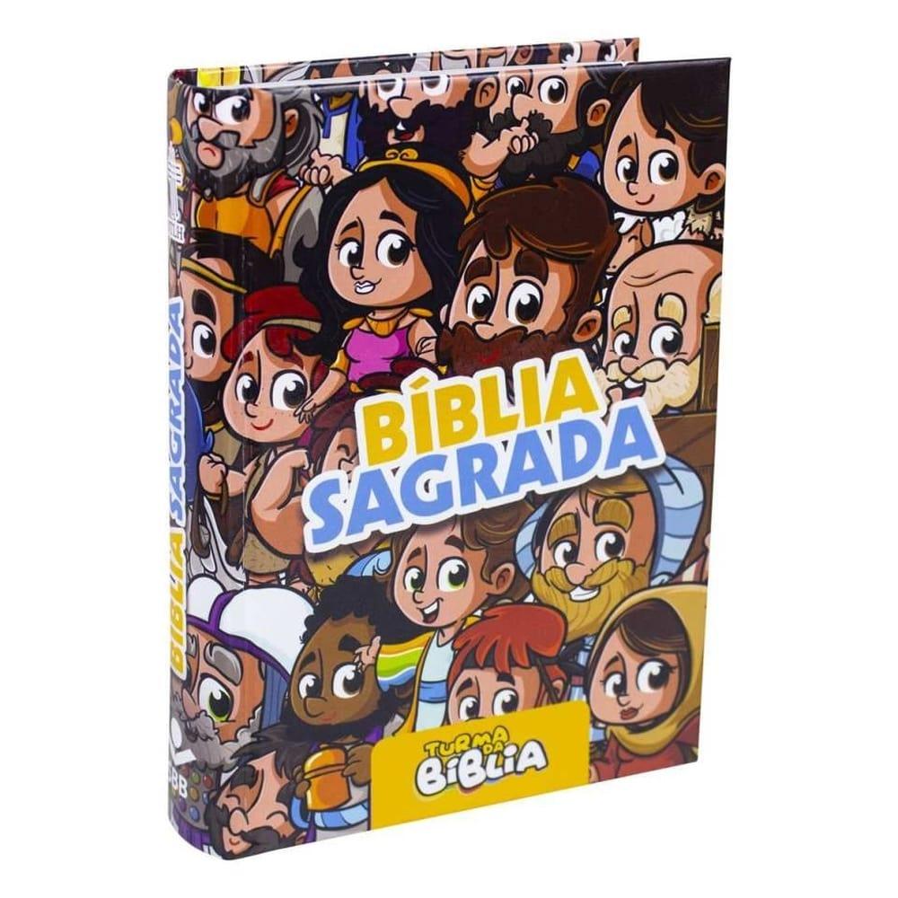 Bíblia Sagrada Turma da Bíblia