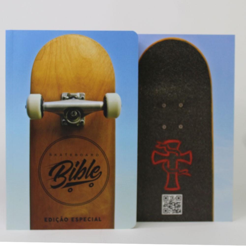 Bíblia Skateboard NVI