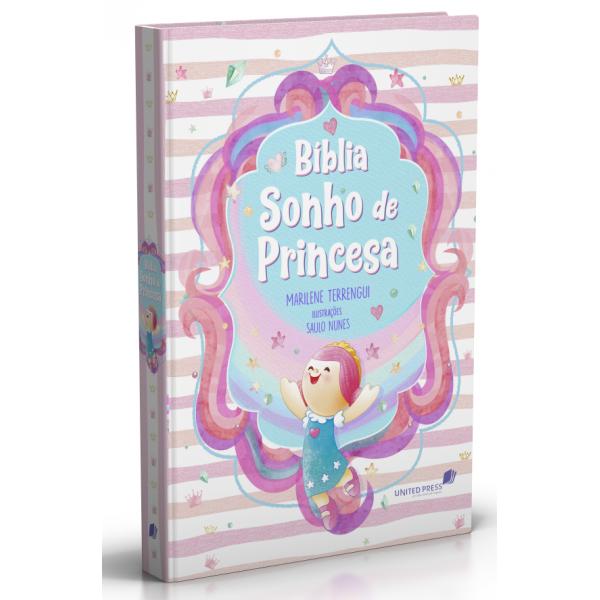 Bíblia Sonho de Princesa