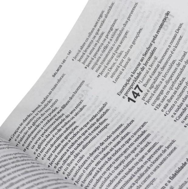 Bíblia Tradução Brasileira - Introduções Acadêmicas