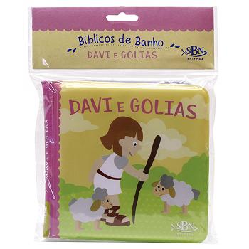 Bíblicos De Banho | Davi E Golias