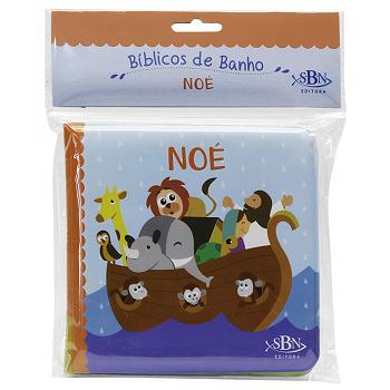 Bíblicos De Banho | Noé