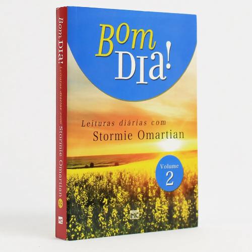 Bom Dia 2 Leituras Diárias | Stormie Omartian