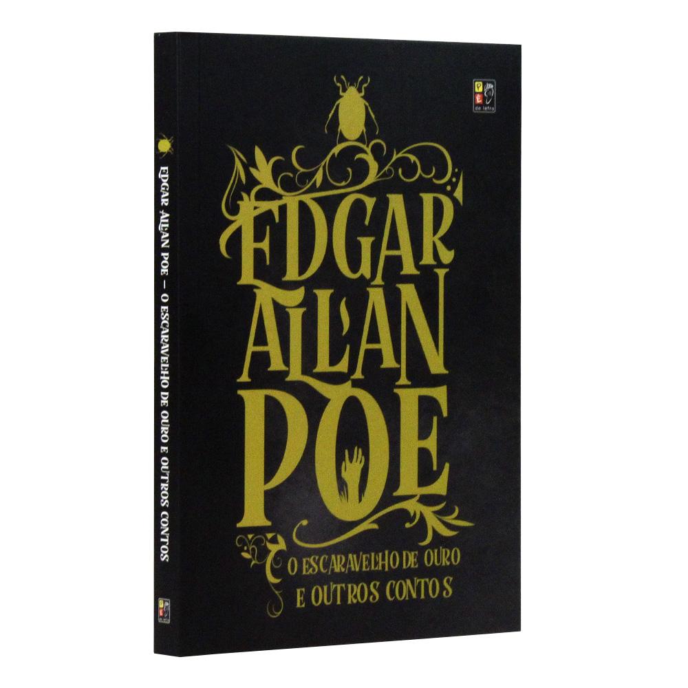 Box 03 Livros Edgar Allan Poe   Pé da Letra